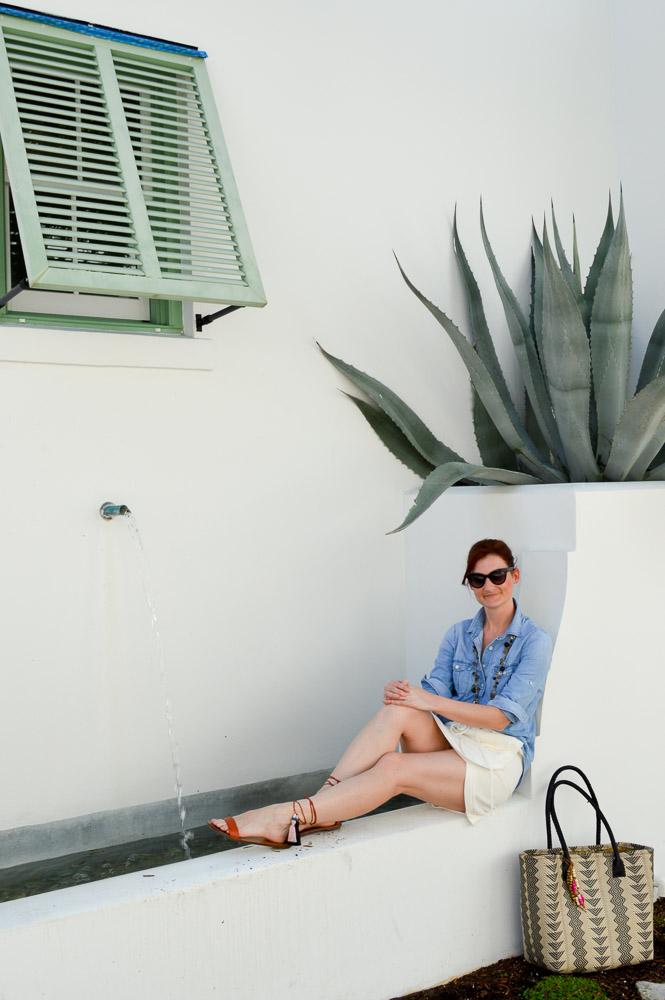 Katie Ferrell, Nashville-based wardrobe stylist, personal stylist, and home organizer