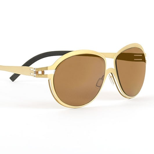 The Sonoma sunglasses have the style lineage of classic aviators but with an updated unique twist.