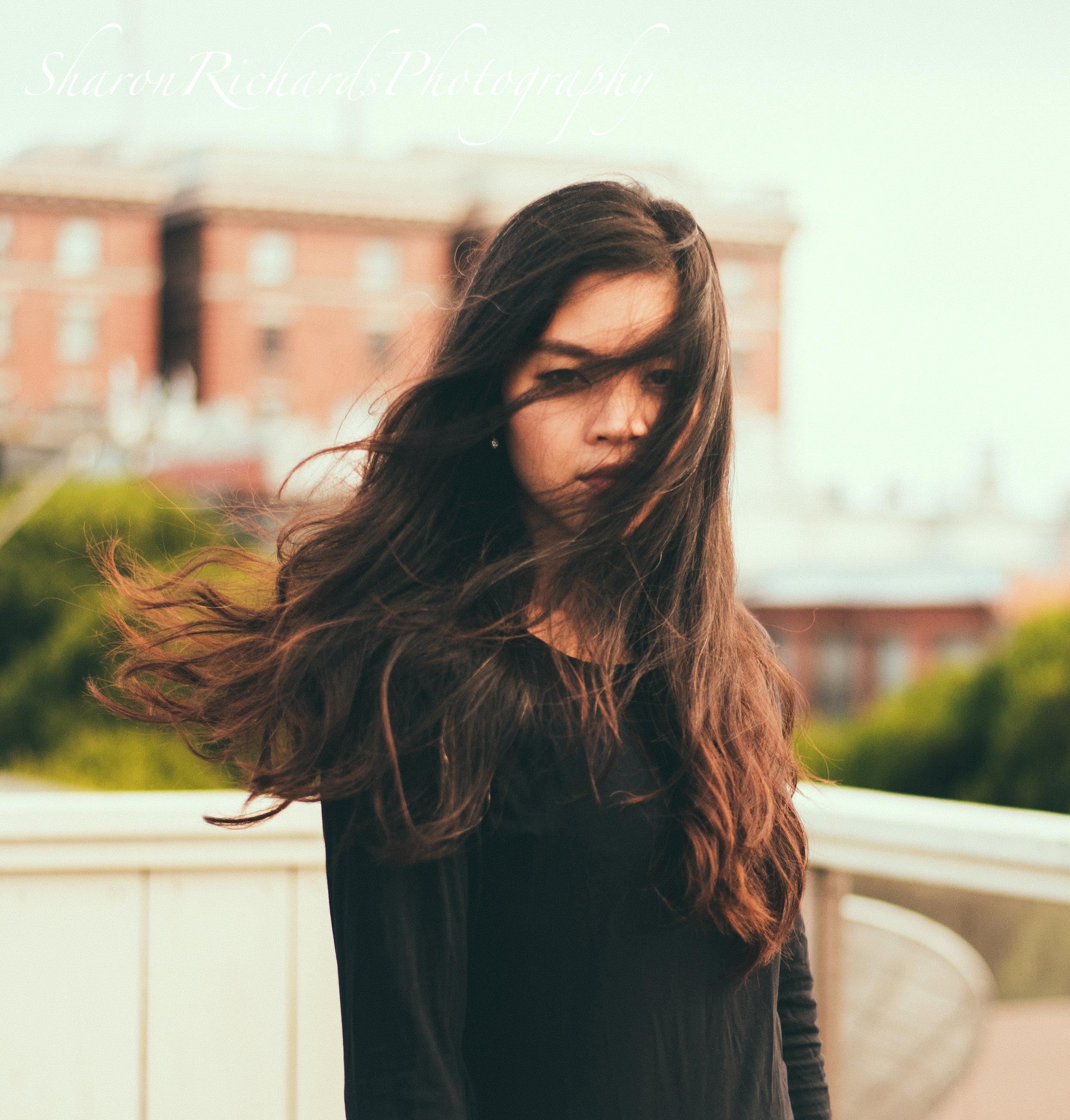 Self Portrait - Sharon Richards Photography