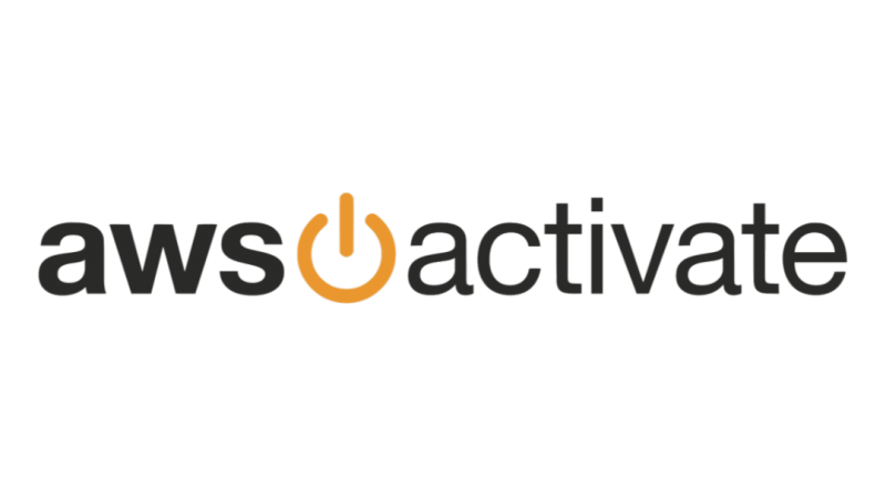 … and a proud member of the AWS activate program -