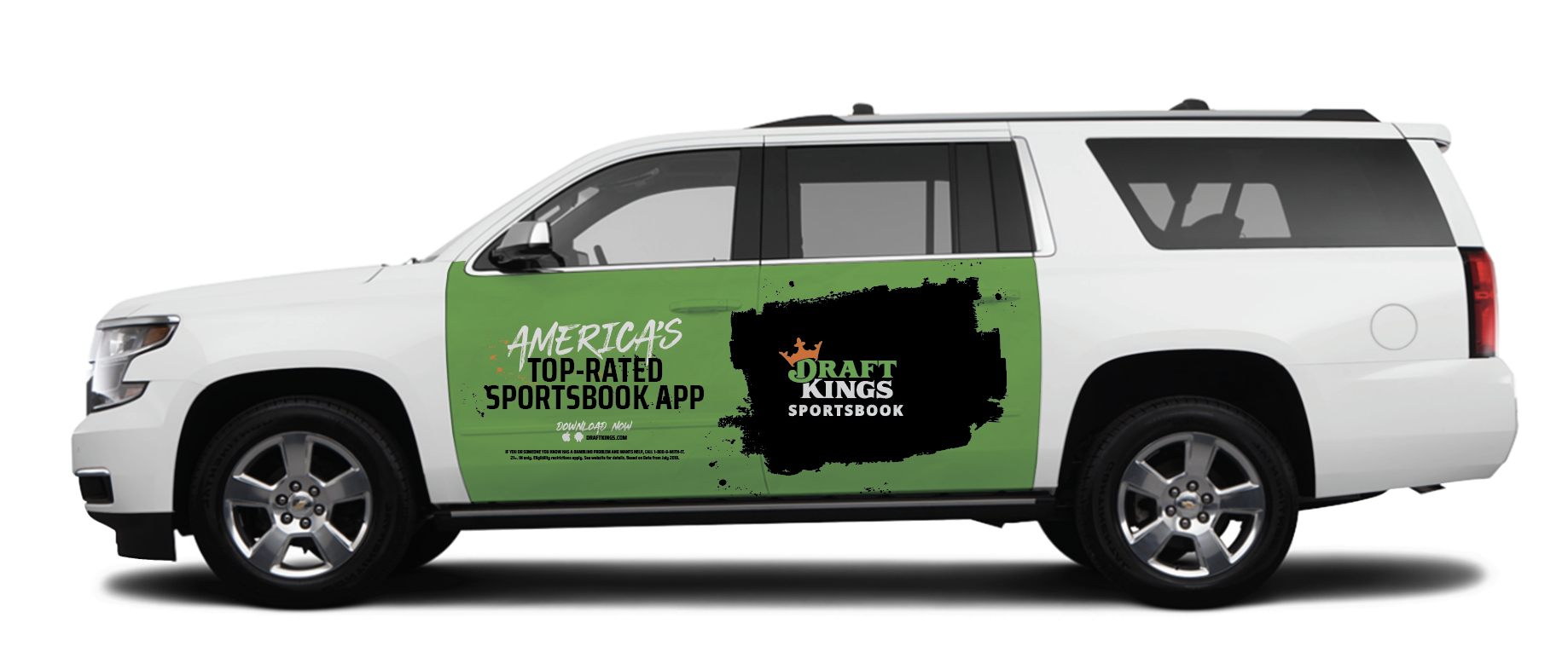 - We're proud to partner with DraftKings to provide rideshare drivers in South Bend an easy way to earn money on their vehicle. Sign up today!