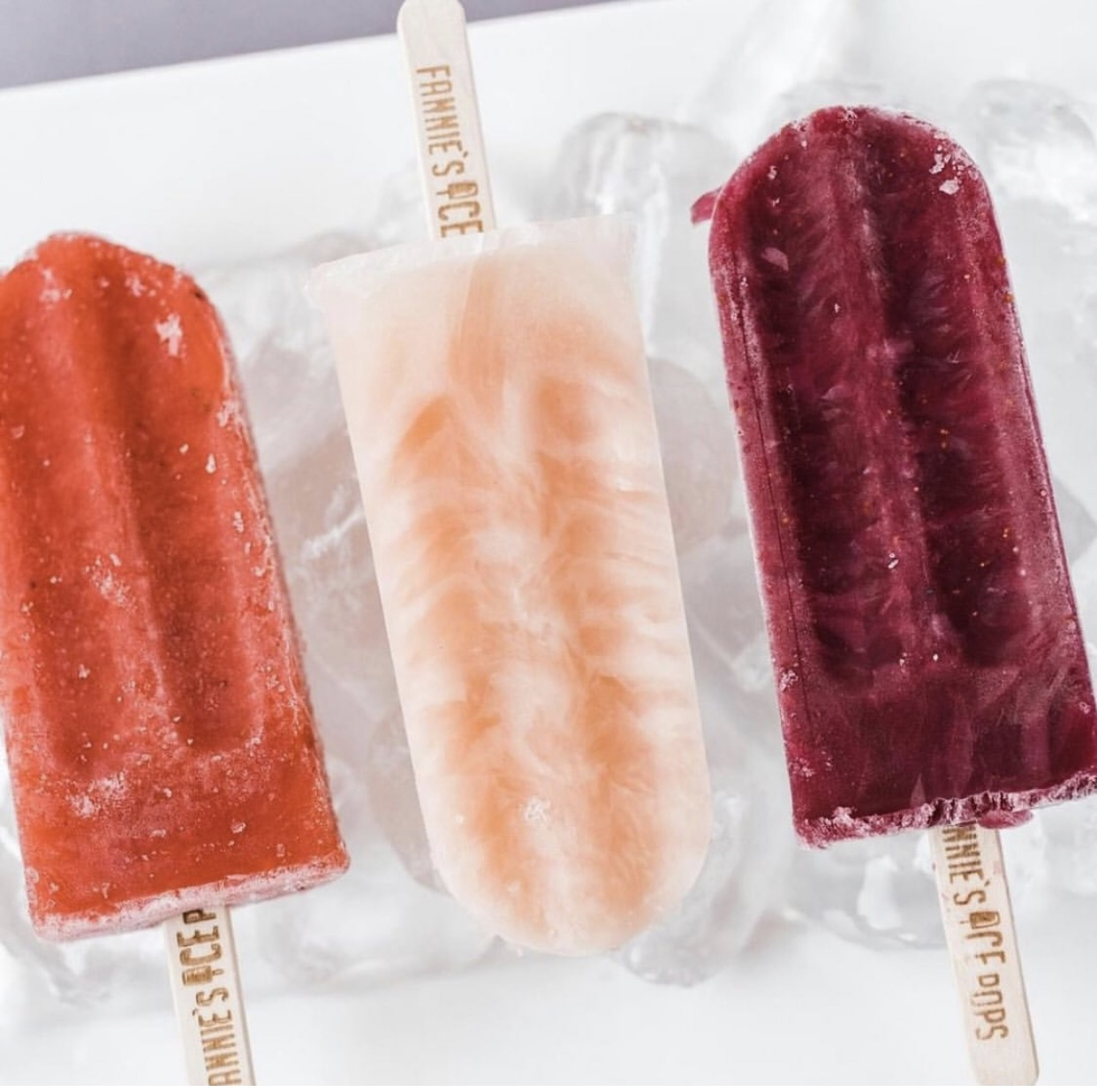 Image used courtesy of Fannie's Ice Pops