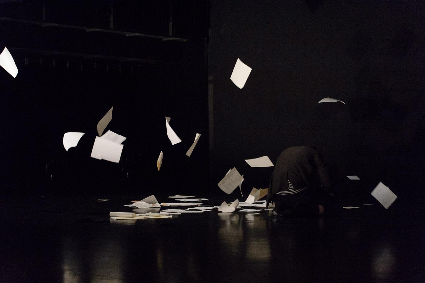Parts+Labour_Danse - LA CHUTE (2013)