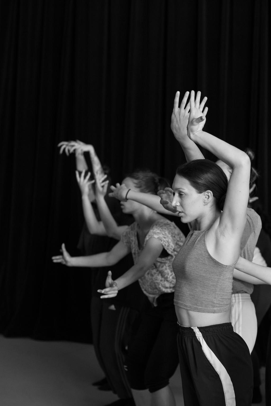 © Anne-Flore de Rochambeau // TransFormation Danse 2017 | Maïka Giasson
