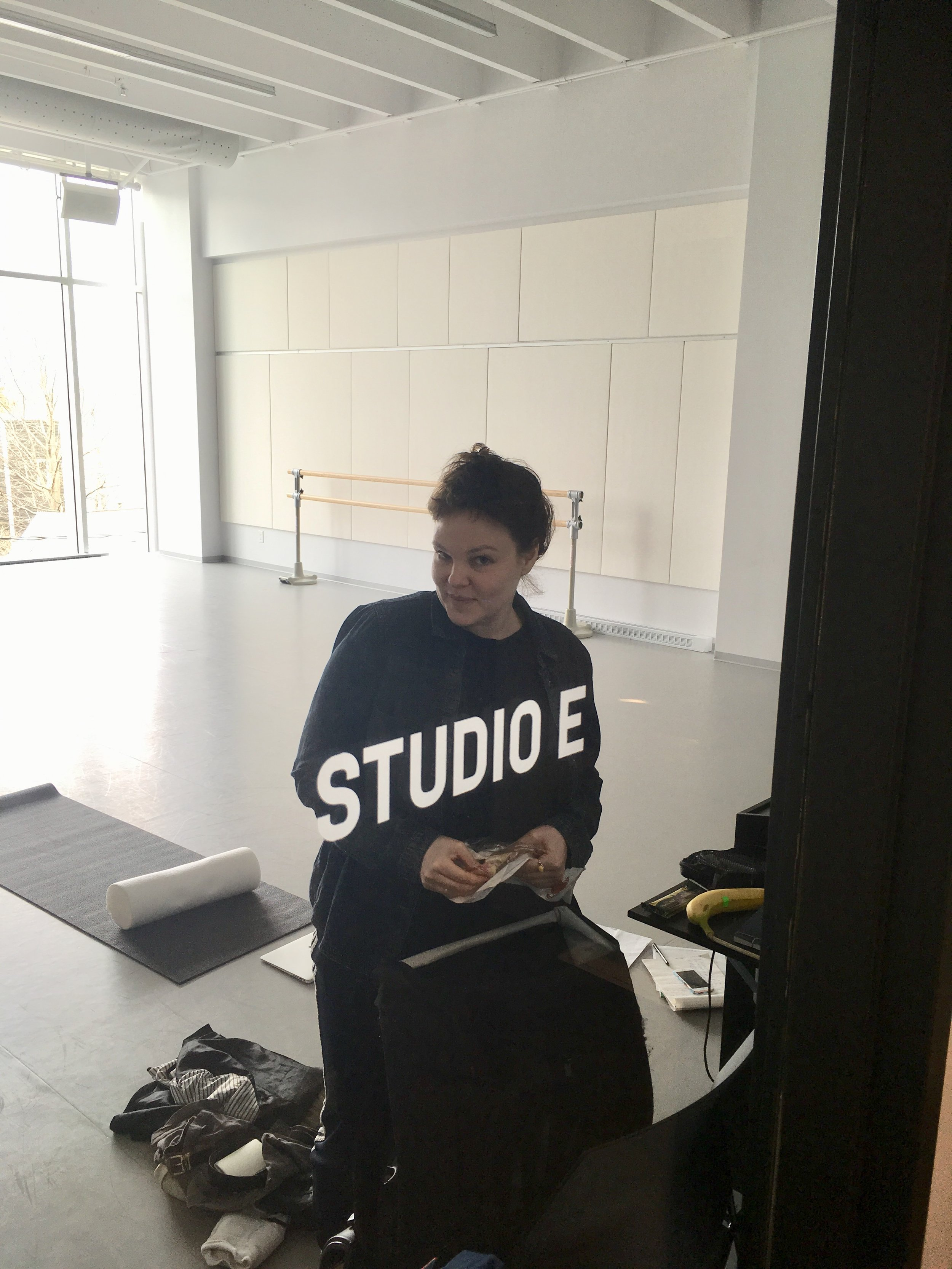 Emily | Studio E | Maison pour la danse