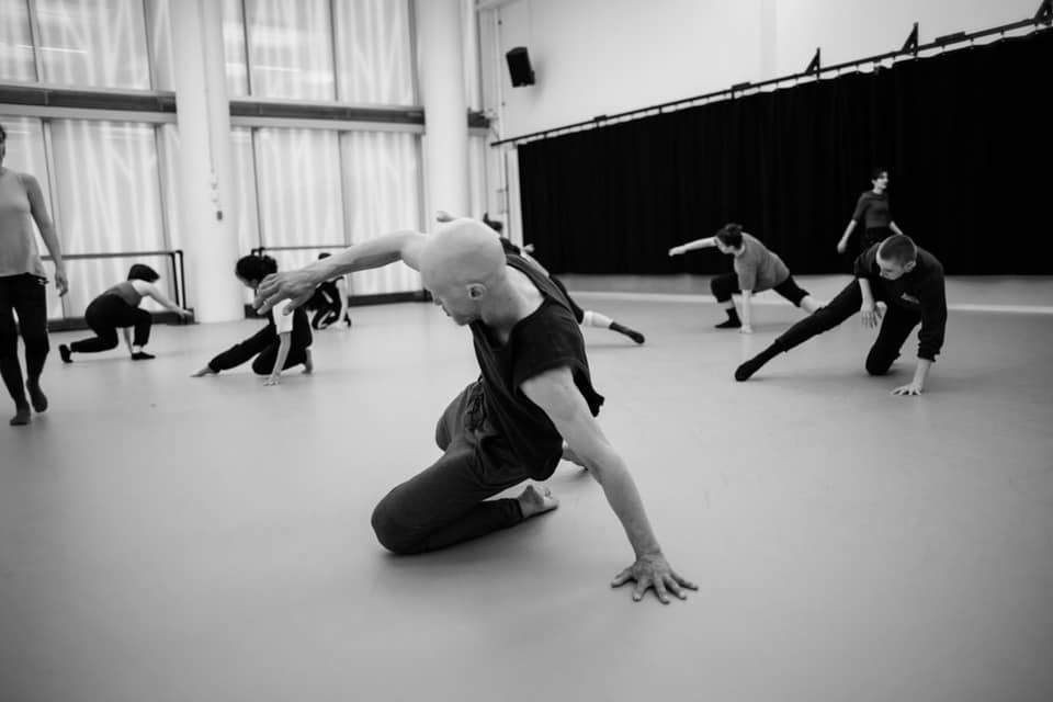 Photo © Anne-Flore de Rochambeau / TransFormation Danse // sur la photo Lael Stellick