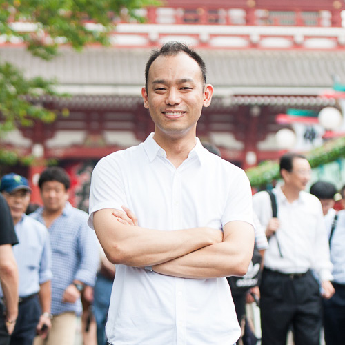 500 Startups Japan - マネージングパートナー