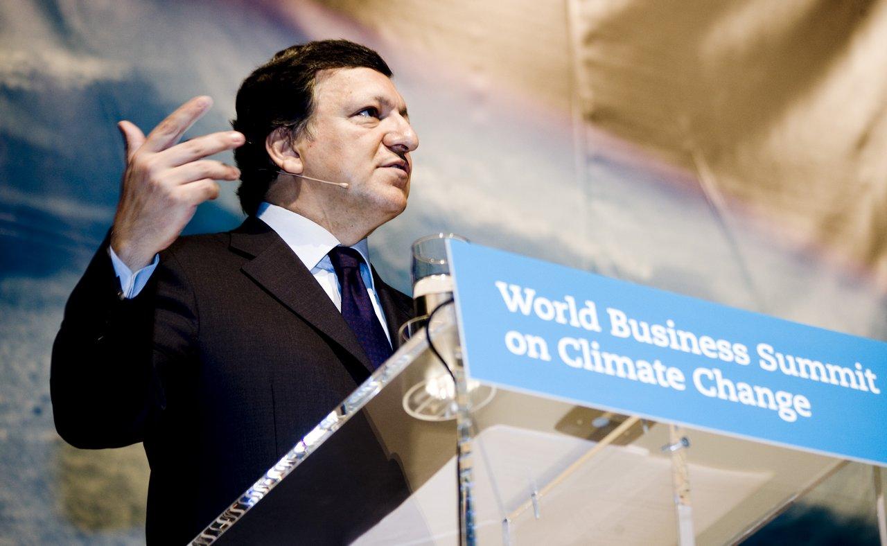 President European Commission, José Manuel Barroso