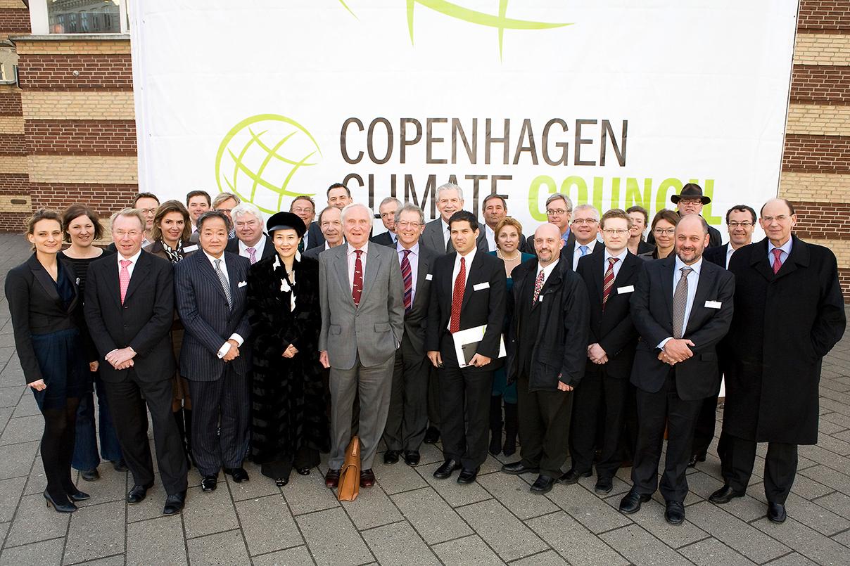 Council Members + CCC Secretariat