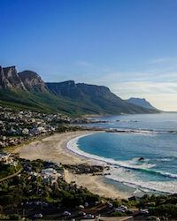 Camps Bay , South Africa - Sleeps 8