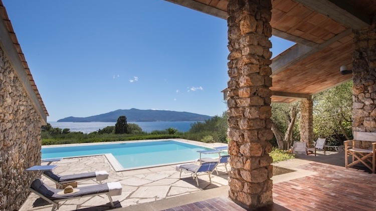 Villa Ansedonia - Sleeps 12