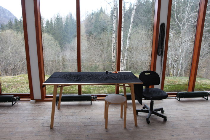 Residency at NKD - Pictures from Open Day at Nordic Artists Centre in Dale, Norway.2015Click on image for more photos.