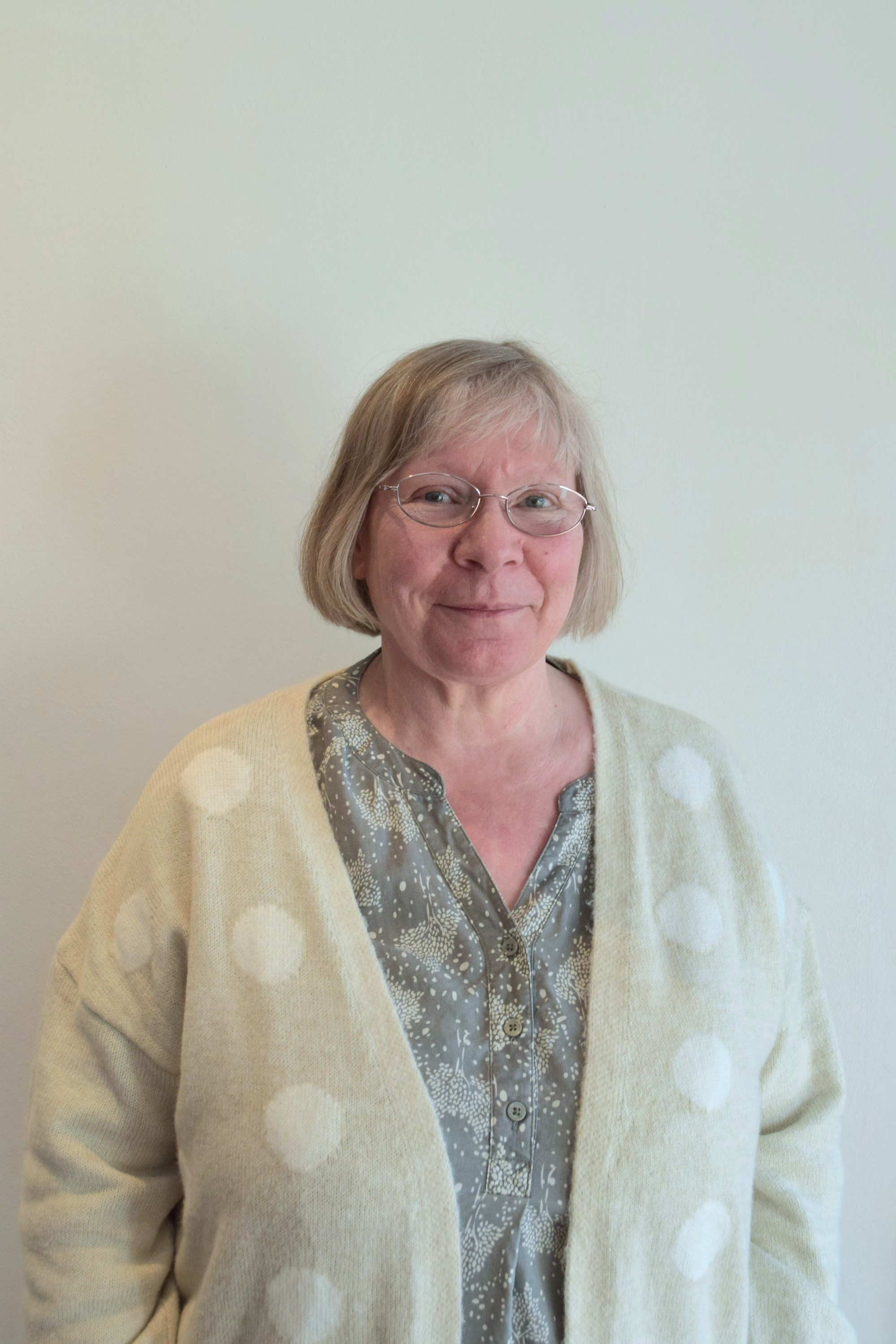 Catherine McGowan - Churchwarden, Pastoral Assistant & Gift Secretary