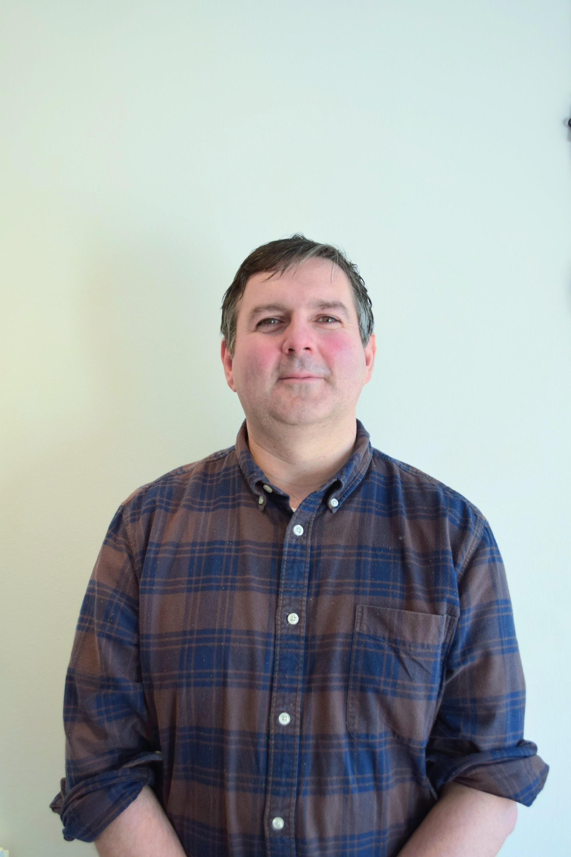 Stephen Mawhinney - Children & Community Outreach Worker