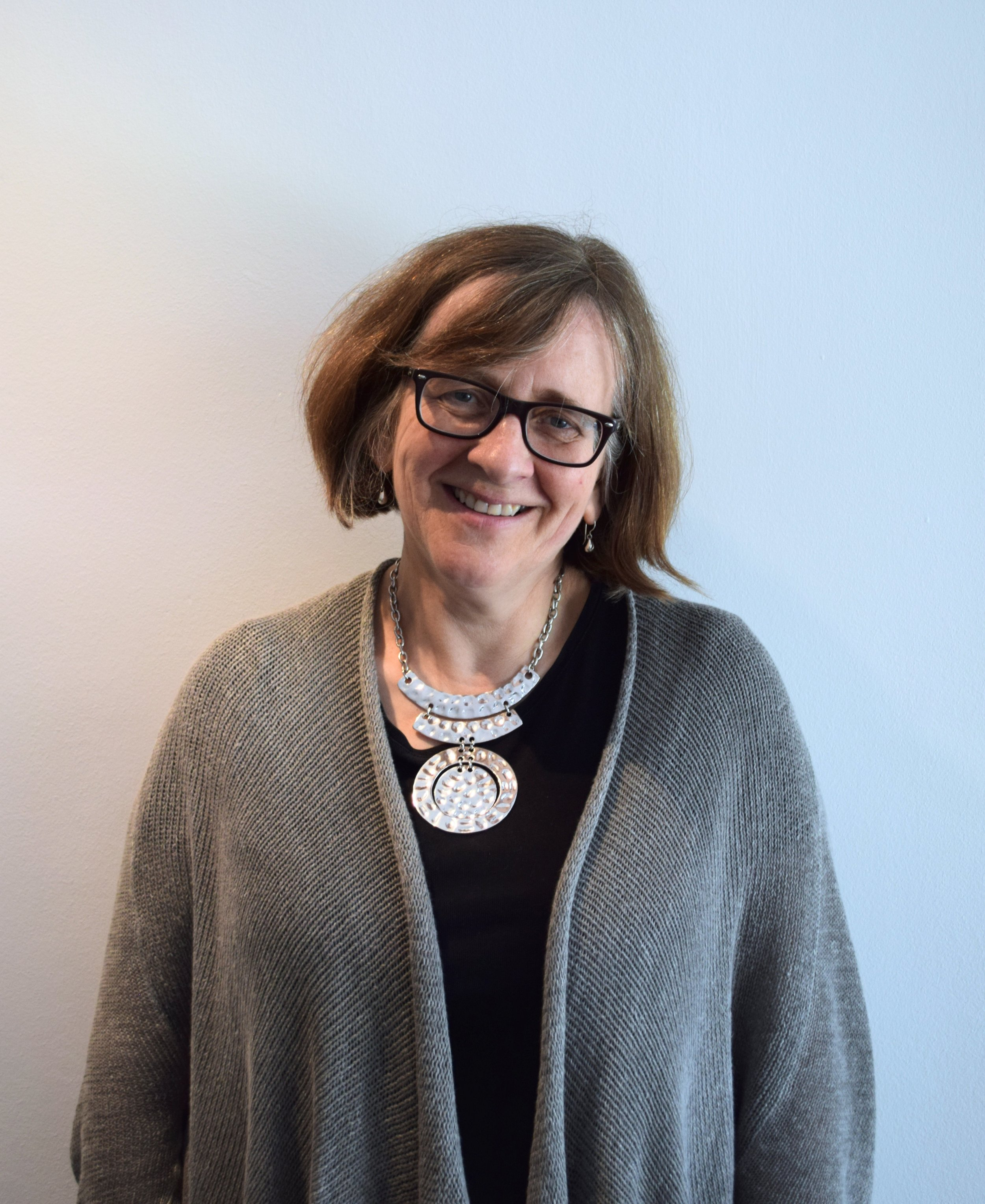 Ruth Hayes - Treasurer and Children's Champion