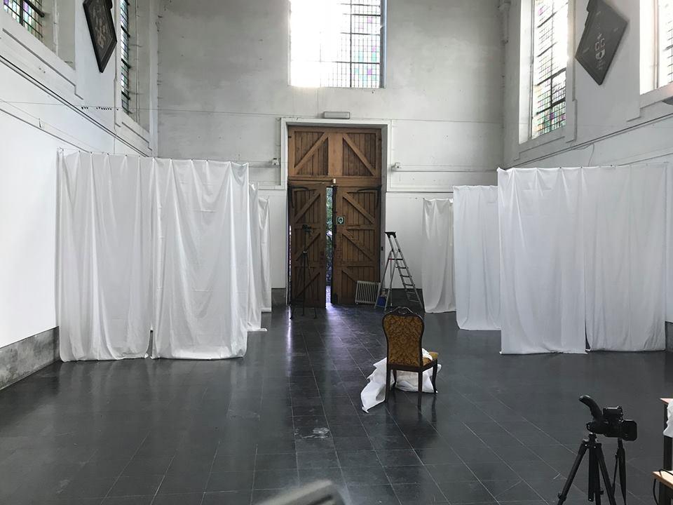 Tentoonstelling ruimte Gent