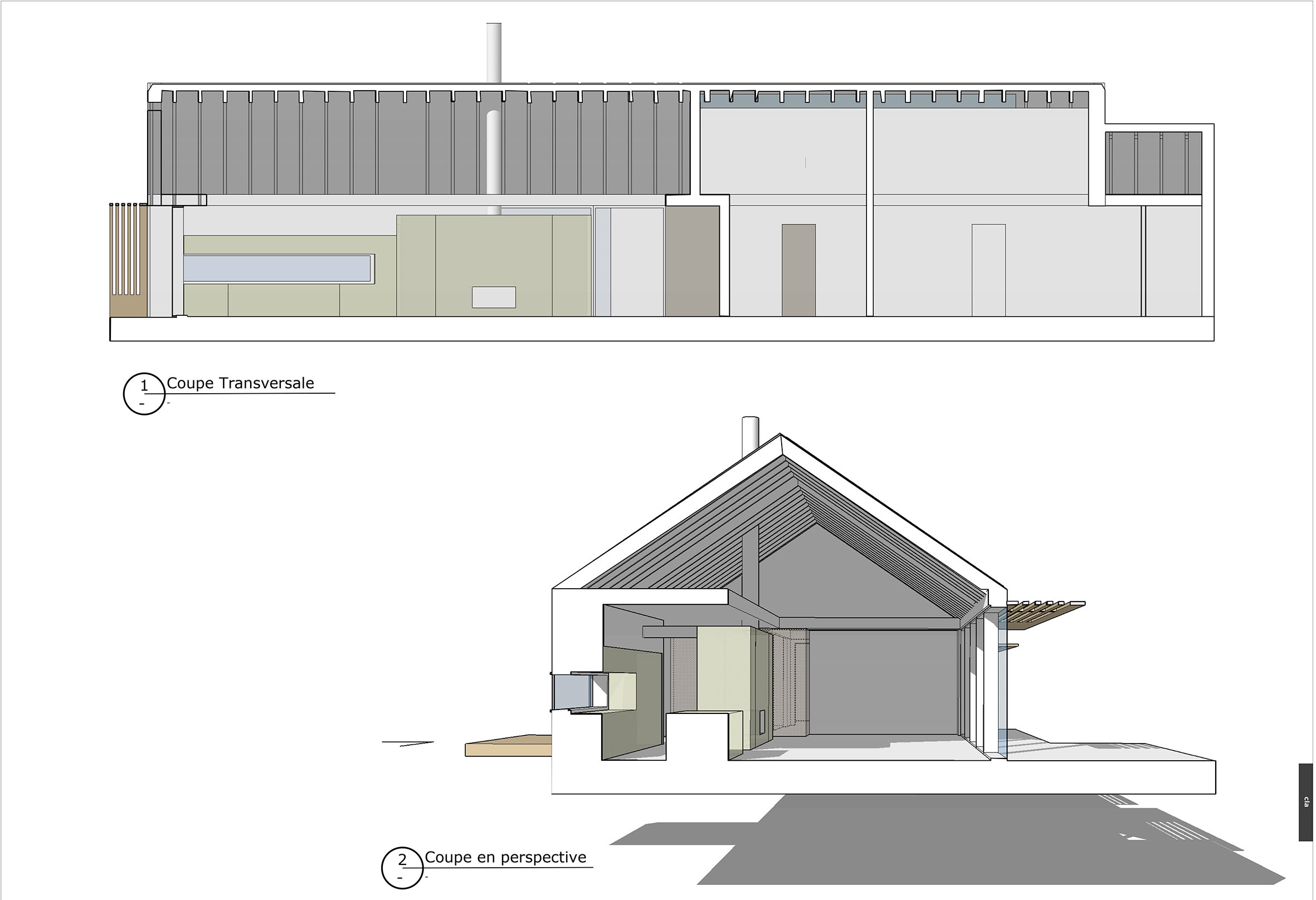 Plan View of Design
