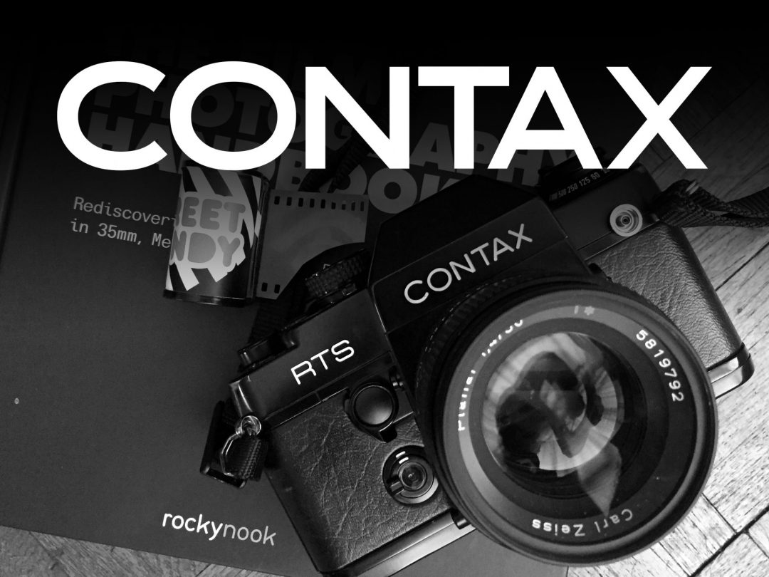 5 FRAMES WITH THE CONTAX RTSii & CARL ZEISS 50mm 1.4