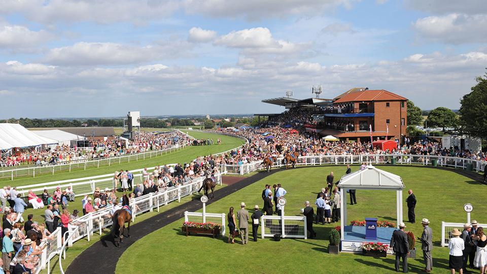 Beverley Races -
