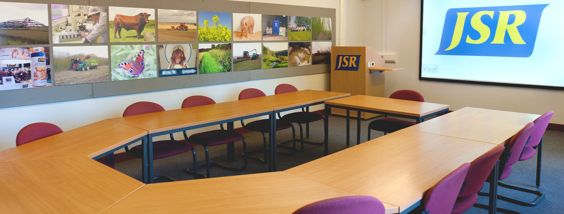 Meeting Room at Highfield Farm