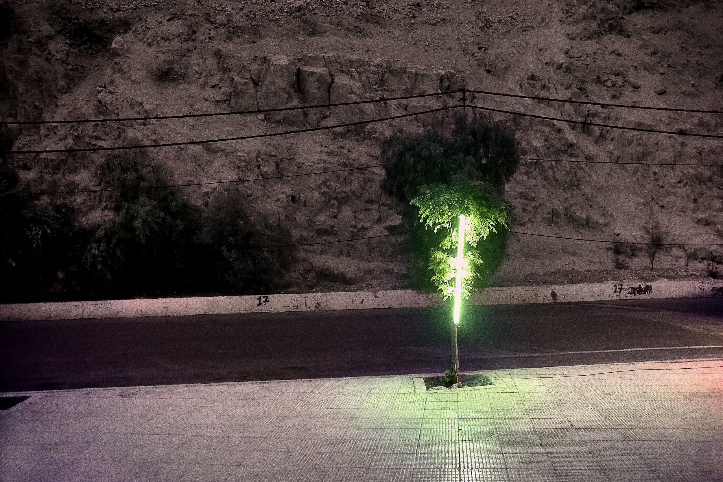 Syria Light #2