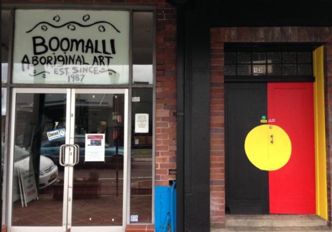 Boomalli Aboriginal Artist Coorperation