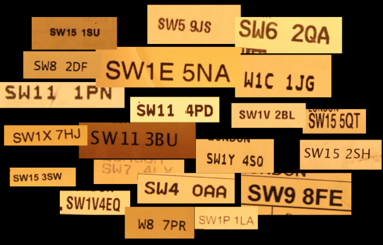 - Post / ZIP Code All countries have standardised Post/ZIP Codes to allow automatic sorting machines to pre-sort envelopes. We can build specially trained recognisers for each country's formats, covering all major fonts.