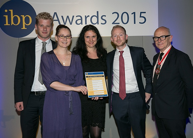 Inside Housing's website was crowned best digital service of the year at an awards ceremony