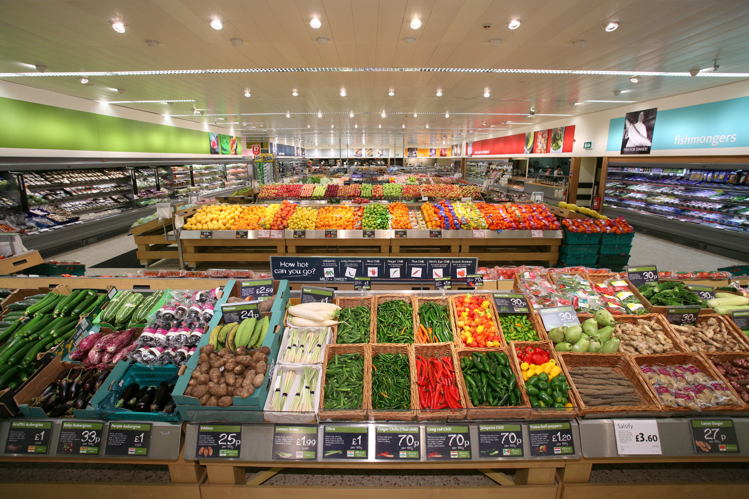 Designing and delivering senior leadership development programmes to embed a new company vision, behaviours and leadership skills for one of the top four supermarkets