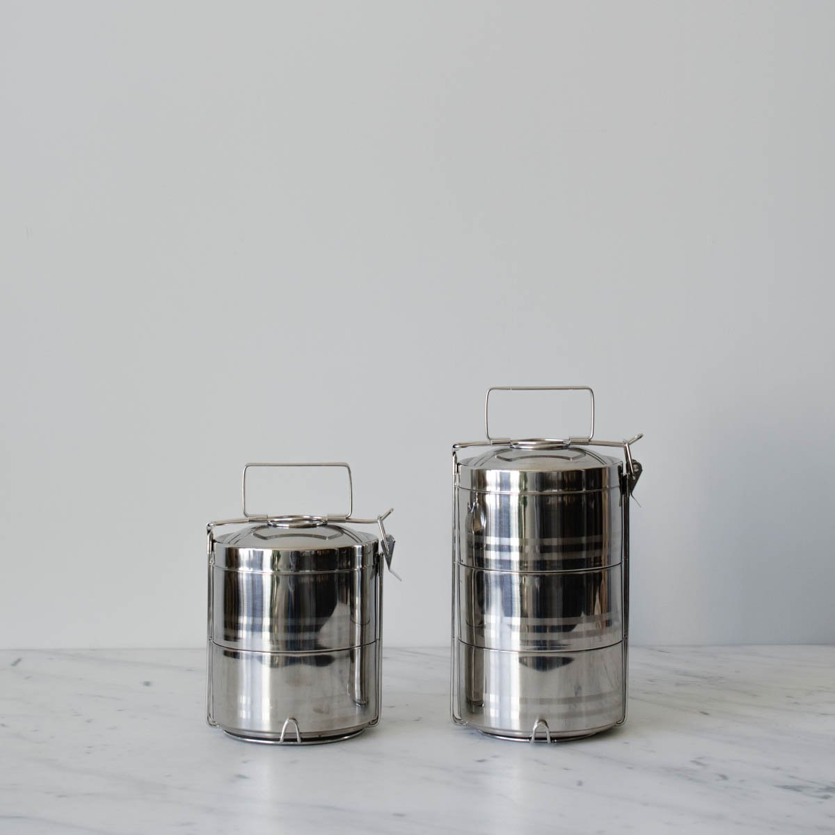 Mur Lifestyle  Stainless steel Tiffin tin, From $24