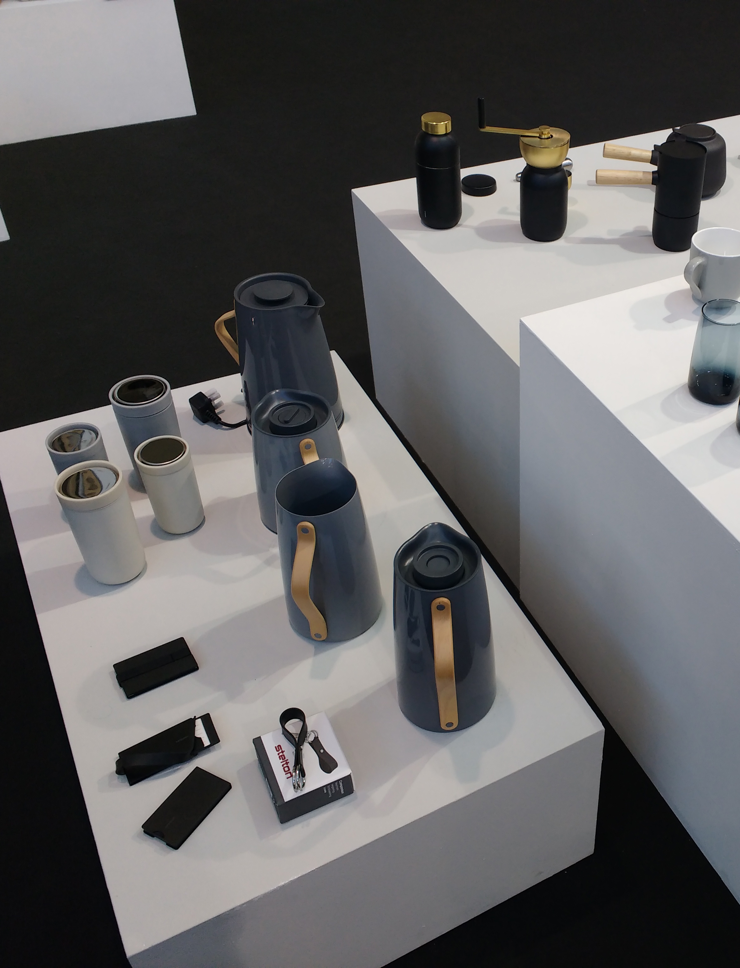 Steltn's new homeware collection.