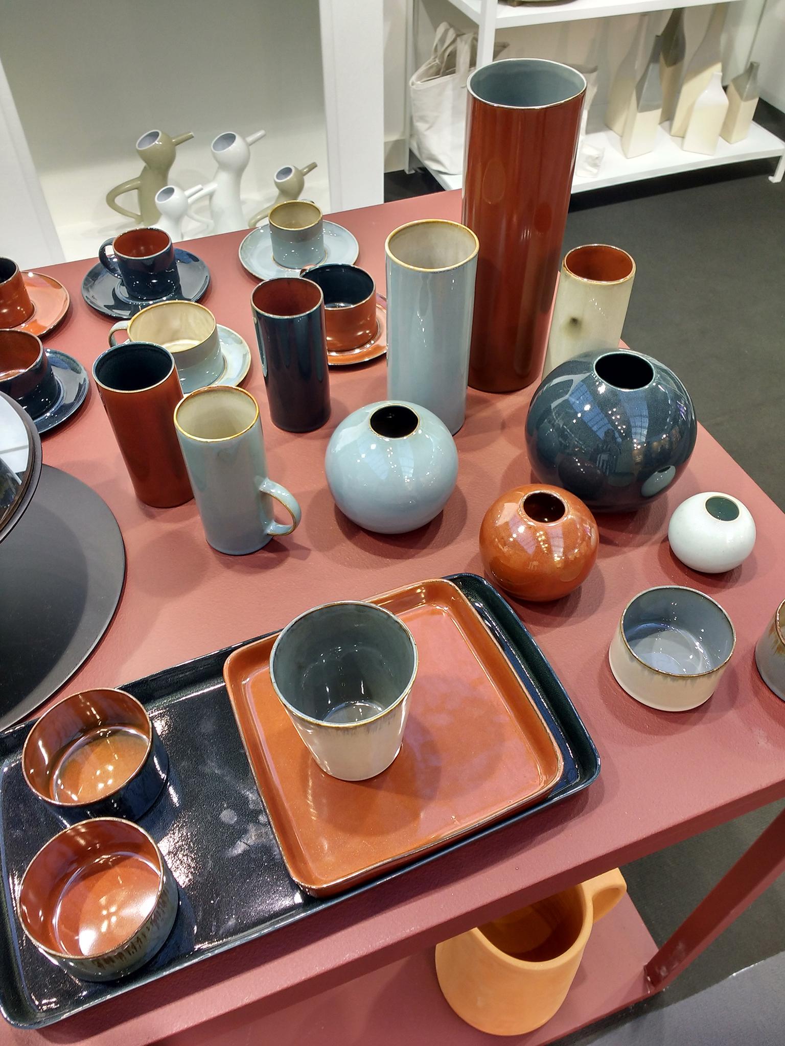 Serax's warm and modern ceramics.