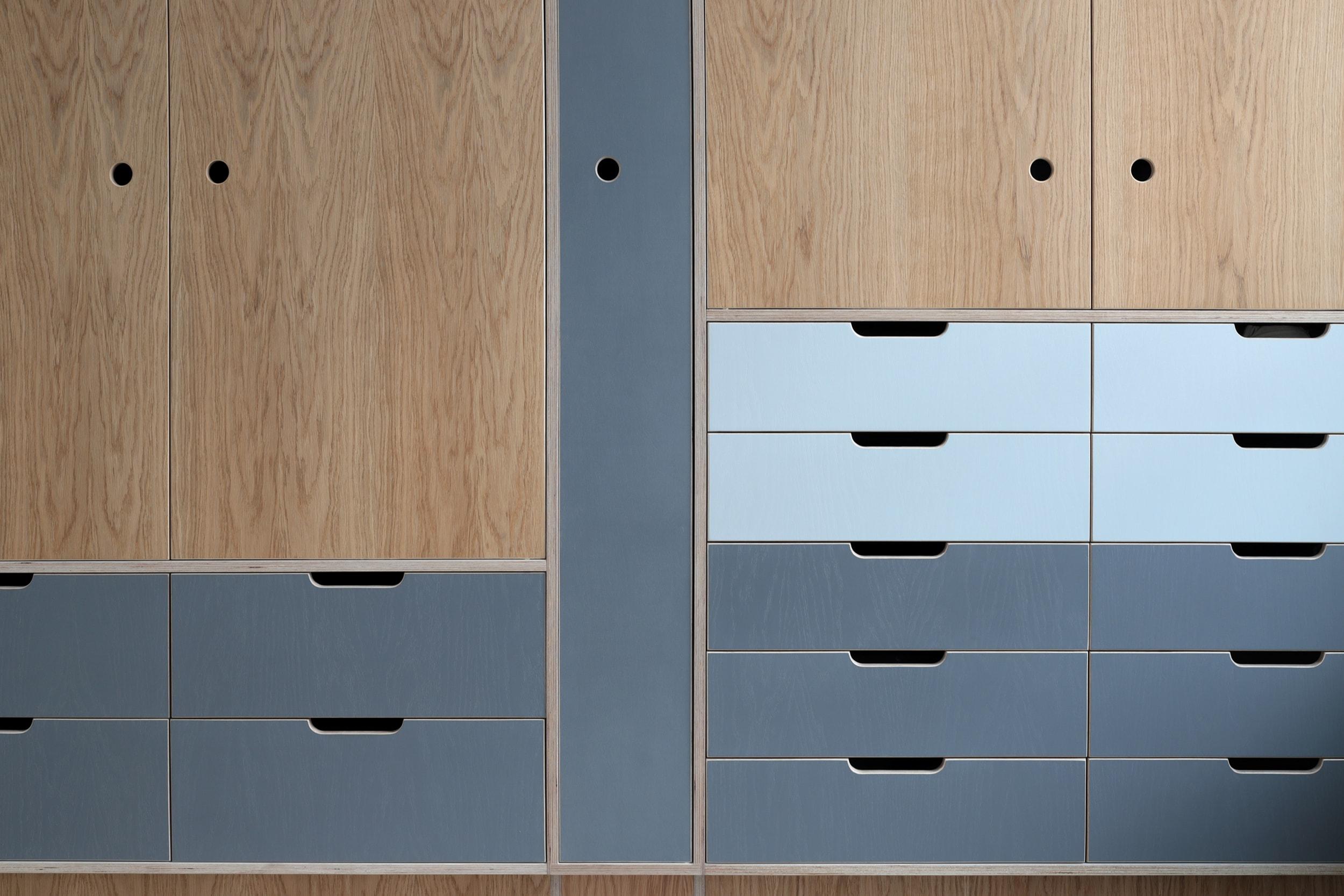 Lozi - Bespoke Plywood Furniture - Bespoke Wardrobes