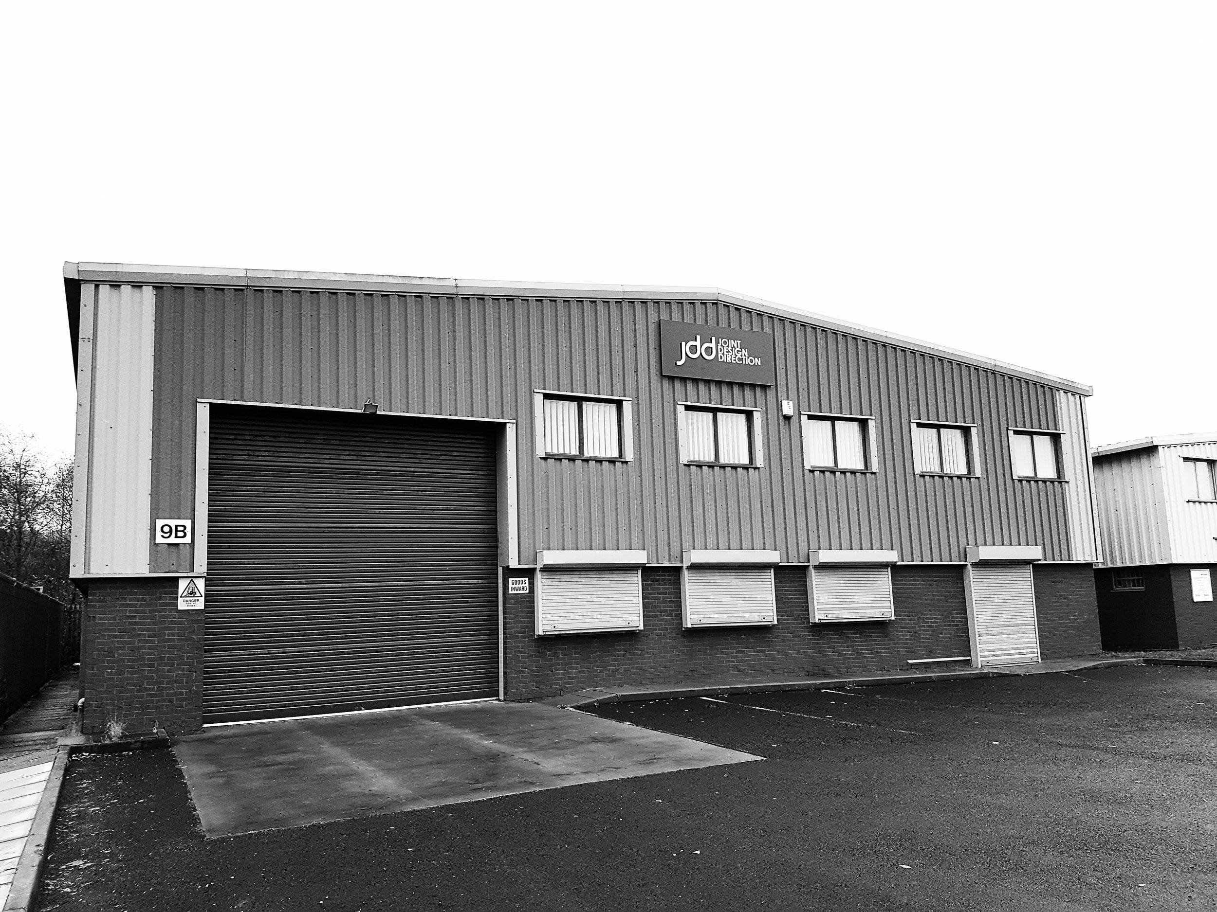 JDD Furniture Ltd - Manufacturing site