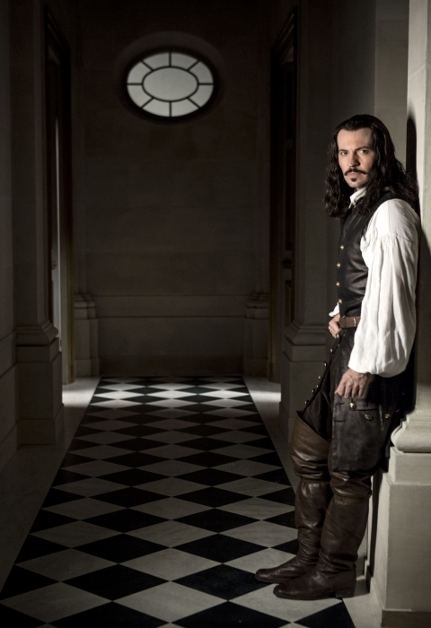 The King's Head of Security, Fabien Marchal (Tygh Runyan) keeps up his brutal reputation with more torture.