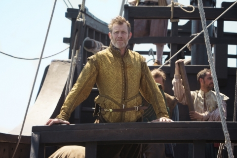 New governor George Yeardley (Jason Flemyng) is a confidant of King James and a strong leader, although he makes several enemies in Jamestown.