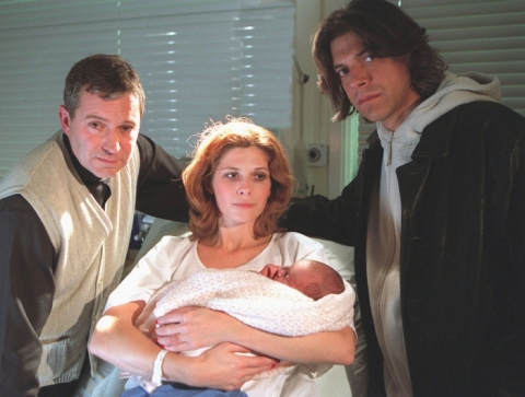 When Bernice gave birth to Gabby in December 2001, she didn't know if the father was Ashley's or her lover (and her sister Nicola's fiancé) Carlos's