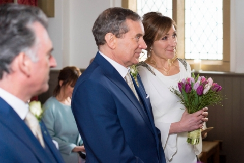 In March 2016, as his dementia continues to worsen, Ashley and Laurel remarry