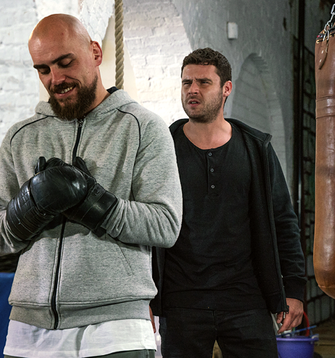 Will Aaron get revenge on his tormentor Jason?