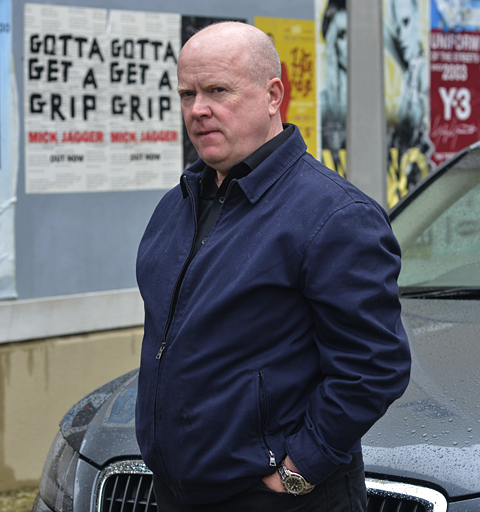 Ian turns to Phil for help in dealing with rapist Willmott-Brown