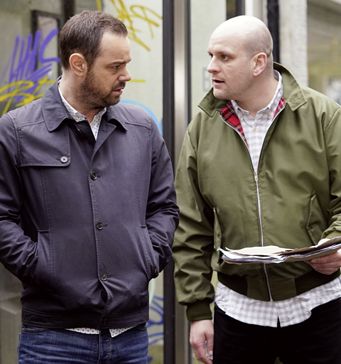 Will Mick agree to a dangerous mission?