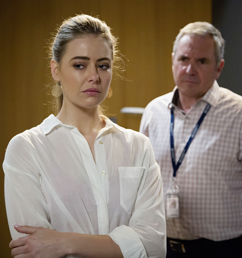 There's devastating news in store for Chloe