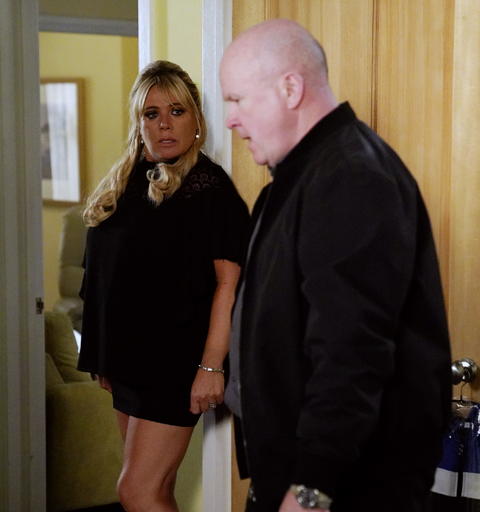 Has Sharon jumped to the wrong conclusion after seeing Phil's laptop?