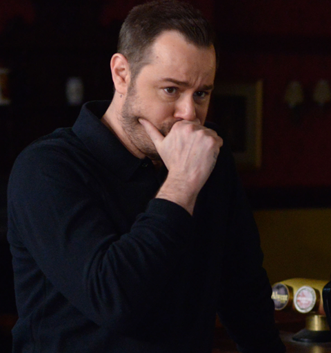 Stuart is ready to strike against the Carters…