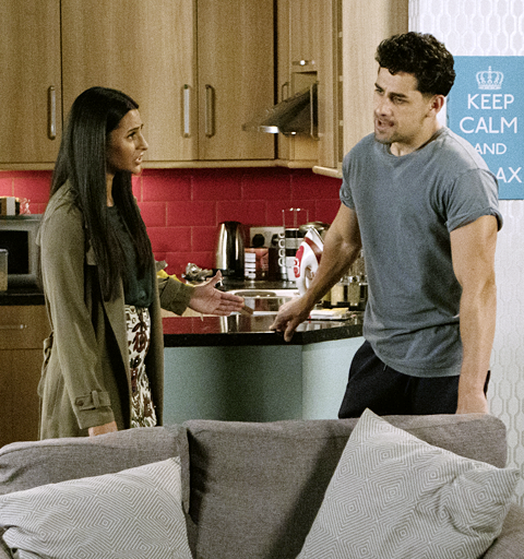 Evil Josh returns to Weatherfield this week, with devastating consequences