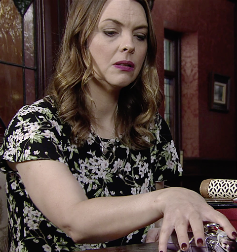 Tracy's actions spell trouble for Abi