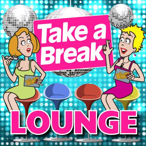 Take a break magazine bingo please