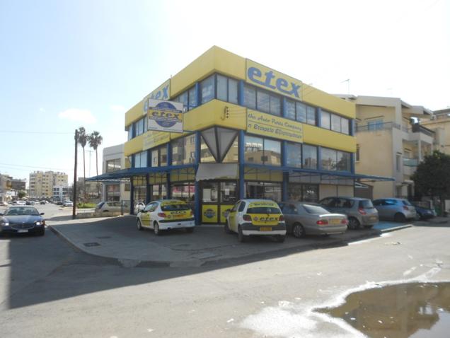 Πωλείται εμπορικό Διώροφο κτίριο στη Λεμεσό