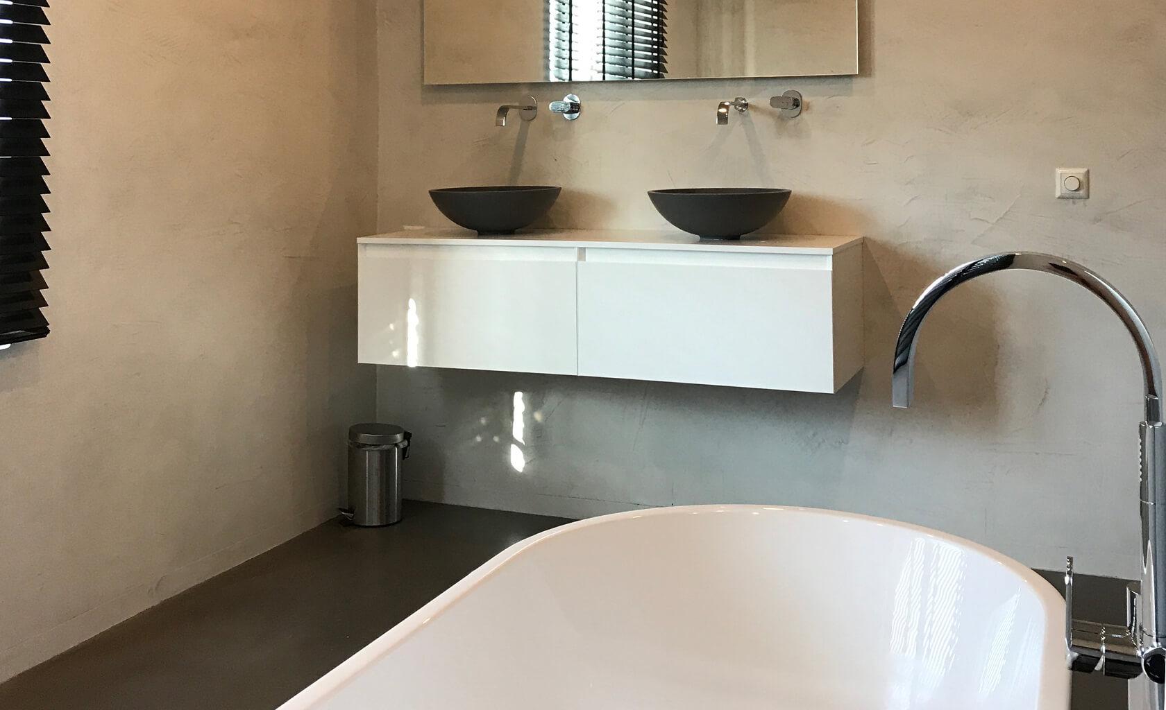Afgeronde bouwbegeleiding badkamer in Gouda