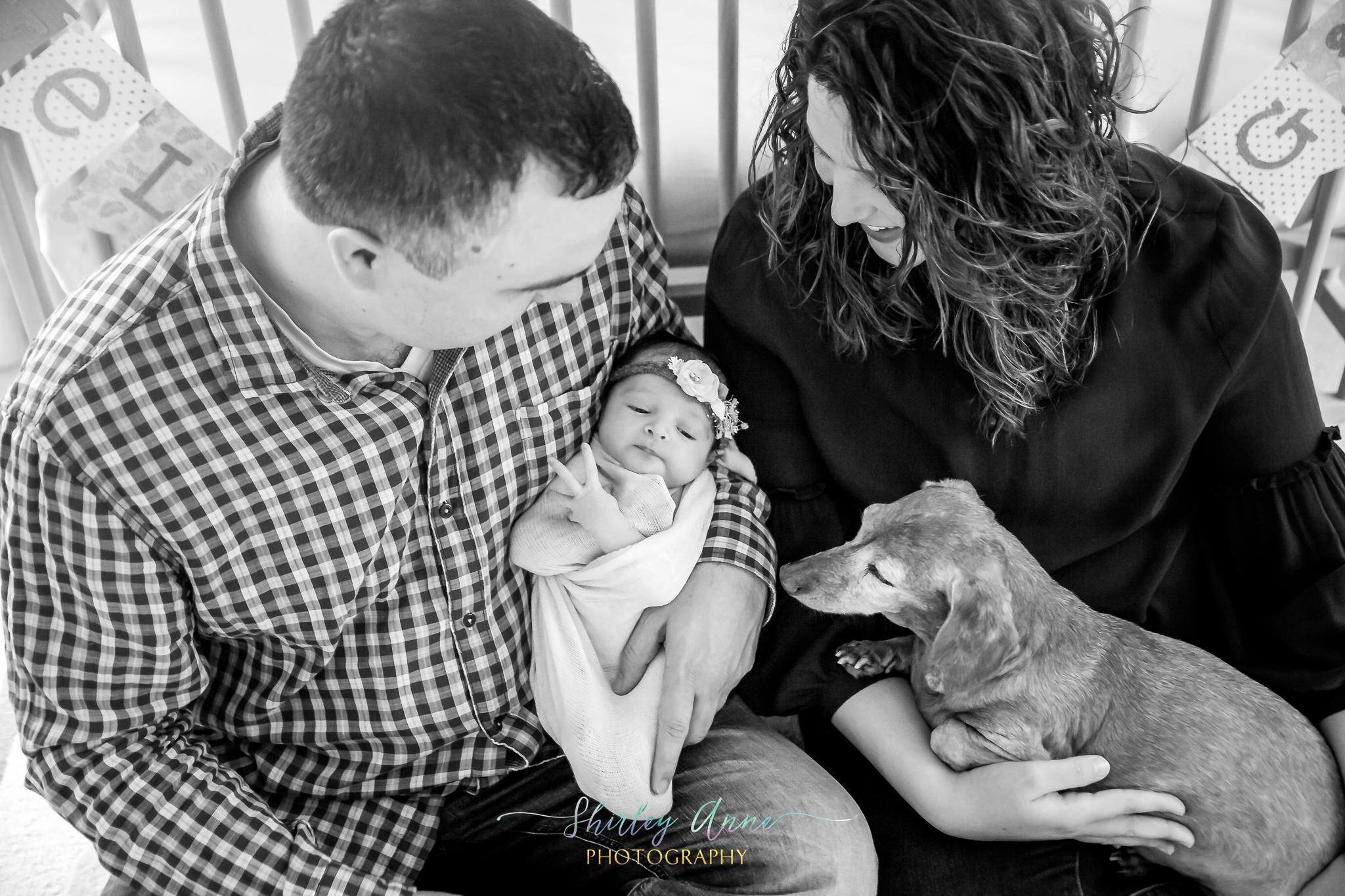 newborn and mom concord ma